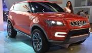 Maruti-Suzuki XA Alpha Concept, le futur Jimny ?