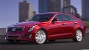 Voici la nouvelle Cadillac ATS!