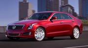 Cadillac ATS : concurrente des Allemandes ?