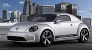 Concept VW E-Bugster, une Coccinelle rabotée électrifiée