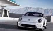 Volkswagen E-Bugster Concept : Drôle d'insecte