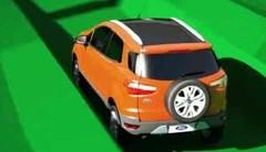 Le Ford EcoSport 2 en vidéo
