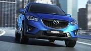 Mazda CX-5 : les tarifs
