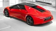 DC Design Avanti : première supercar indienne