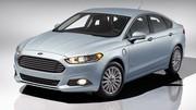 Ford Fusion 2 Energi