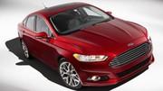La Ford Fusion annonce la Mondeo