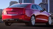 Cadillac ATS, l'européenne… sans Saab