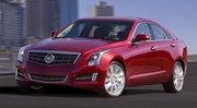 Cadillac ATS : C'est à l'arrière que ça se passe !