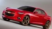 Chevrolet Code 130R, baby Camaro