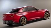 Salon Detroit 2012 : Chevrolet Code 130R Concept