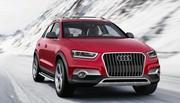 Audi Q3 Vail : L'appel des hauteurs