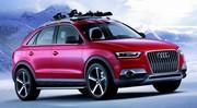 Audi Q3 Vail. Annonce-t-il un futur RS?