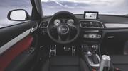 Audi Q3 vail le suv compact sportif pour les sports d'hiver salon detroit 2012