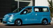 Nissan passe la vitesse supérieure avec son concept électrique e-NV200