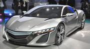 Honda relance la NSX en version hybride