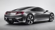 Acura NSX Concept (Detroit 2012)
