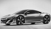 Voici la nouvelle Honda NSX hybride