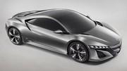 Acura / Honda NSX Concept