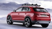 Audi Q3 Vail, la version RS qui ne dit pas son nom