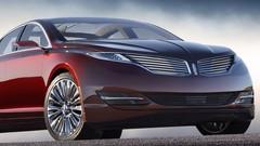 Lincoln MKZ Concept, un style peu convaincant