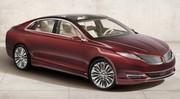 Une Lincoln MKZ Concept pleine d'ambitions