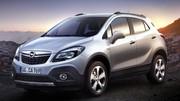 Opel Mokka : Garçon, un SUV serré, s'il vous plait !