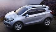 Opel Mokka : le SUV compact d'Opel