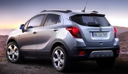 Nouvel Opel Mokka : petit mais costaud