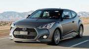 Hyundai Veloster Turbo : les premières images