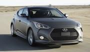 Hyundai Veloster 1.6 T-GDI : Passage à la vitesse supérieure