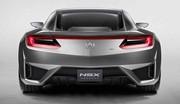 Honda NSX : Le grand retour est confirmé !