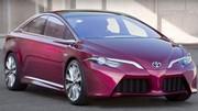 Concept Toyota NS4, la grande Prius ?