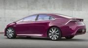 Toyota NS4 : l'hybride de 2015