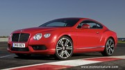 C'est possible ! Une Bentley qui ne consomme que 10 l/100 km