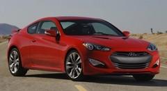Remise à jour pour la Hyundai Genesis Coupé