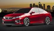 Honda Accord Coupé concept, pas pour nous non plus