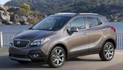 Buick Encore, l'Opel Mokka en vedette américaine