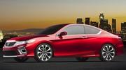 Honda Accord Coupé Concept : Invisible pour les yeux