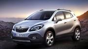 Opel Mokka: le baby Antara arrive