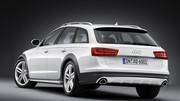 Nouvelle Audi A6 Allroad : Tout-chemin balisé