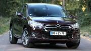 Essai Citroën DS4 HDi 110 Chic : Premium premier prix