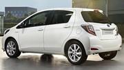 Toyota cherche des noises à Honda avec la Yaris Hybrid