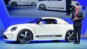 Volkswagen E-Bugster : la coccinelle branchée