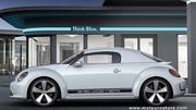 Volkswagen E-Bugster, avec un système de charge révolutionnaire