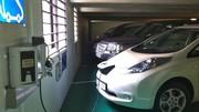 La sécurité des véhicules électriques dans les parkings souterrains