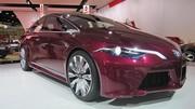 Toyota NS4 : Nouvel hybride rechargeable en vue