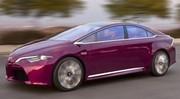 Le concept Toyota NS4 préfigure une familiale hybride rechargeable