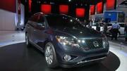 Nissan Pathfinder : Nouvelle philosophie
