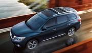 Nissan Pathfinder Concept : Révolution douce