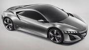 Honda NSX : retour dans 3 ans !